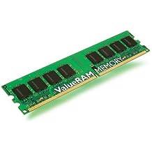 Kingston Technology ValueRAM 512MB DDR2-667 0.5GB DDR2 667MHz módulo de - Memoria (0,5 GB, DDR2, 667 MHz, 240-pin DIMM, 1.8 V, 8 bit)