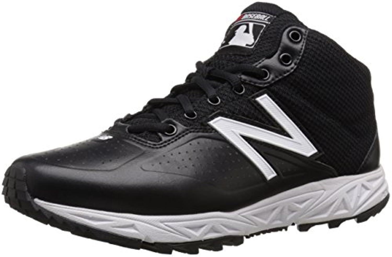 New Balance Men's MU950V2 Umpire Mid Mid Mid scarpe, nero bianca, 9.5 4E US | Cliente Al Primo  9bc792