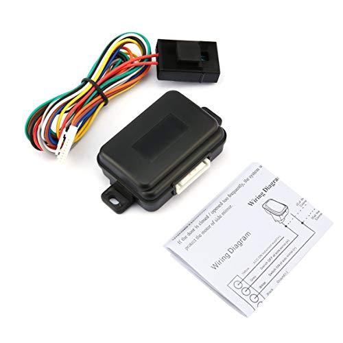 DoMoment Circuit de rétroviseur Automatique de Voiture Intelligence de système de contrôleur de système de contrôleur de système de Pliage Automatique Accessoire de Voiture