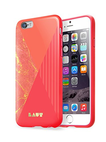 LAUT APEX für iPhone 6 Blue POP Red