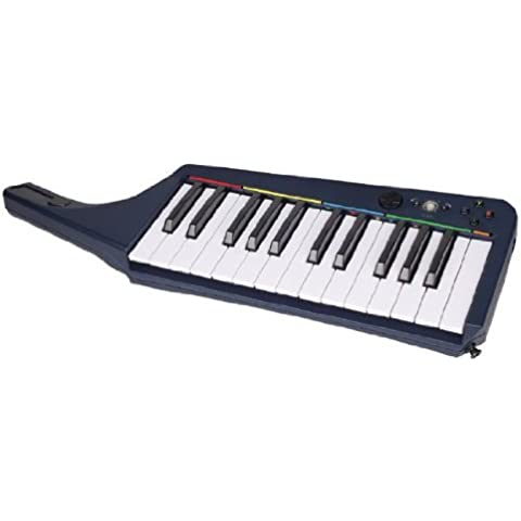 Rock Band 3 Wireless Keyboard for Xbox 360 by Mad Catz