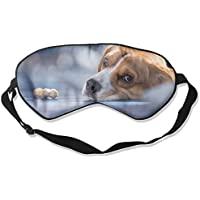 Puppy Dog 99% Eyeshade Blinders Sleeping Eye Patch Eye Mask Blindfold For Travel Insomnia Meditation preisvergleich bei billige-tabletten.eu