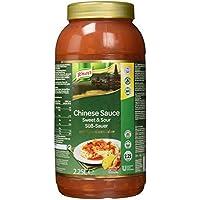 Knorr Chinesische Sauce süß-sauer mit Gemüse, 1er Pack (1 x 2.45 kg)