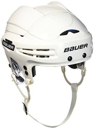 Bauer Helm 5100 - Casco de hockey sobre hielo, color blanco, talla M