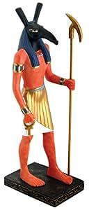 Seth égyptien–Figurine de Collection Statue Figurine Égyptienne mythologie Dieu