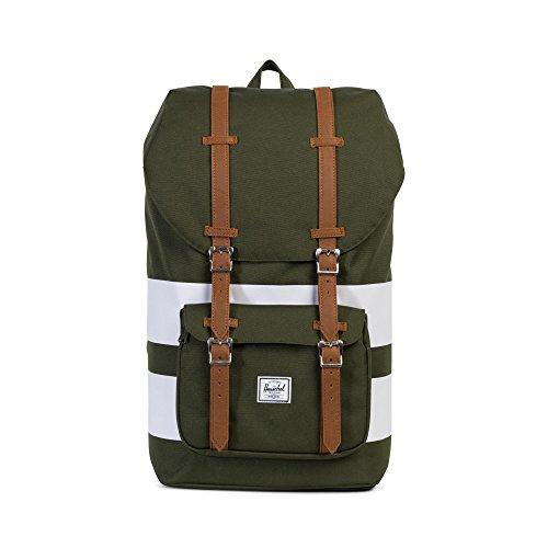 Imagen de herschel little america 17 ii backpack  52 cm compartimento portátil