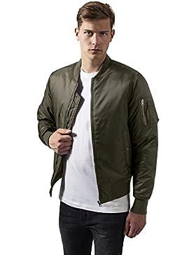 Urban Classics Basic Bomber Jacket, Chaqueta para Hombre