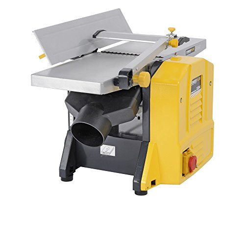 "Powerplus 204mm 8"" 1500 Watt Wood Working Planer Thicknesser 18000 Cuts / Min POWX204 - 3 Year Home User Warranty"