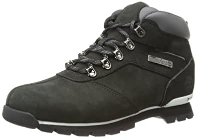 Timberland Euro Hiker, Men's Boots, Black, 10 UK (44.5 EU)