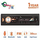 #10: myTVS TMP-53 Single Din MP3 Car Media Player