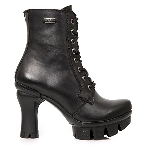 New Rock M.NEOPUNK17-S1 BLACK, BLACK