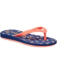 f49d33ef5 Amazon.co.uk  Roxy - Flip Flops   Thongs   Girls  Shoes  Shoes   Bags