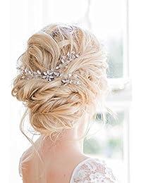 8be3ec72d93e FXmimior Accesorios para el pelo de novia