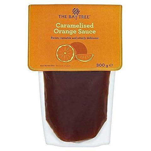 The Bay Tree Caramelised Orange Sauce 300g - Pack of 2