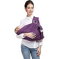 Kangaroobaby Bambino dell'involucro dell'imbracatura portante per i neonati, trasporto bambini