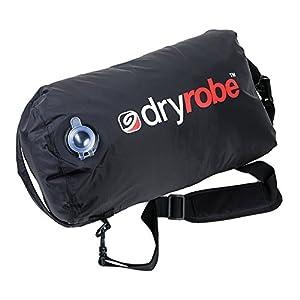 41FQBfkVVdL. SS300  - Dryrobe Travel Packing Compression Bag - Black Compression Travel Bag