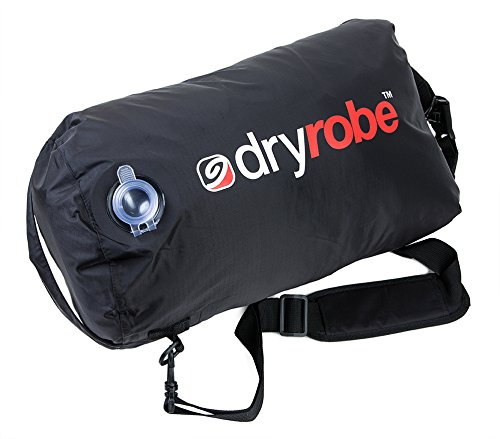 Dryrobe - Sac de Compression - spécial Voyage - Noir