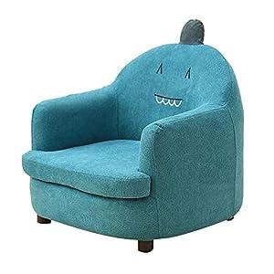 BGROEST Lehrstuhl für Kinder und Erwachsene Gepolsterte Mini-Sofa-Couch for Kinder Kleinkinder Kinderspielzimmer (Farbe…
