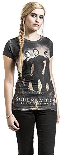 super.natural Supernatural Group Girl-Shirt Multicolour Multicolour