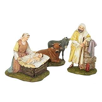 Bertoni Nativity – Figura Decorativa (5 Unidades)