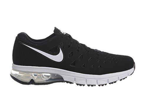 Nike Damen Tennisrock Brust, Schwarz - Schwarz/Weiß-Schwarz - Größe: 8 D(M) US