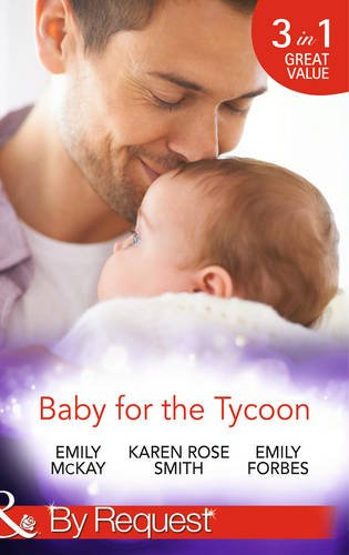 book cover of Baby for the Tycoon
