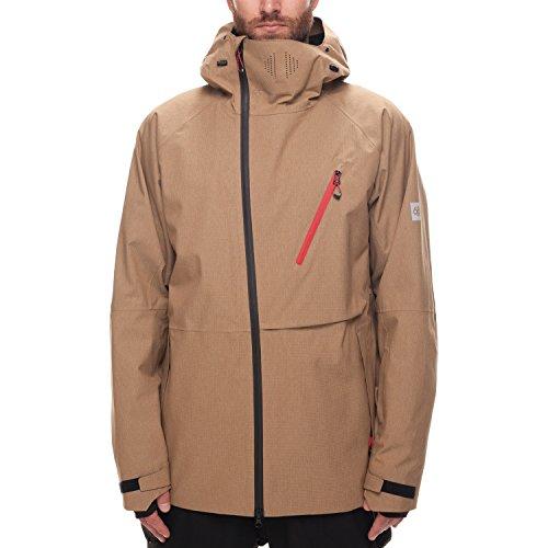 Herren Snowboard Jacke 686 Glcr Hydra Thermagraph Jacke
