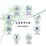 Leppin-FUCUS + Brennnessel 90pflanzliche Kapseln-Beitrag in Jod...
