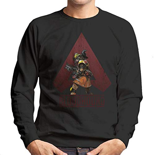 Apex Legends Bloodhound Technological Tracker Men's Sweatshirt