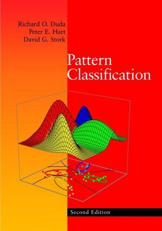 Pattern Classification (English Edition)