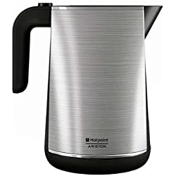 Hotpoint-Ariston WK 22M AX0 electrical kettle - electric kettles (50/60 Hz)