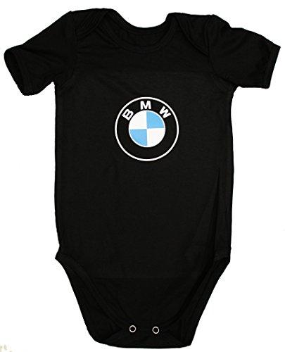 BMW Traje Body Bebe Logotipo Etiqueta Pegatinas de la Camiseta Logo Ne