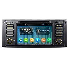 Eonon GA8201A Android 7.1Octa Core 2GB 32GB auto stereo DVD GPS di navigazione satellitare per BMW serie 5E391995–2002auto CD lettore DVD supporto Bluetooth touch screen radio DAB + WiFi/4G AV out subwoofer