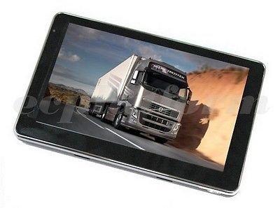Neu-43-Zoll-GPS-Navigationsgert-LKWPKW-BUS-SpeedCam-Kostenlos-maps-updateGefahrgut-karte-aktuel-intern-8GB-FMGarantie50-Europa-lnder-Europa-Inkl-Russia-und-turkey