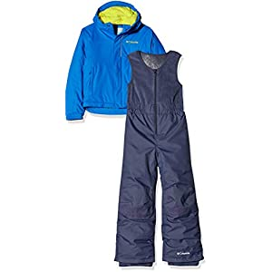 Columbia Schnee-Set mit Jacke und Hose für Kinder, Buga, Nylon