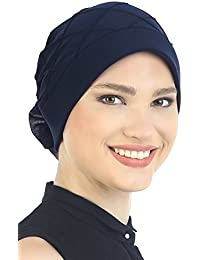 DeresinaHeadwear - Pañuelo para la cabeza - para mujer Azul azul