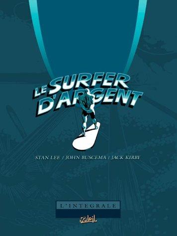 Le Surfer d'argent - L'Intégrale, coffret de 5 volumes : Tomes 1 à 5
