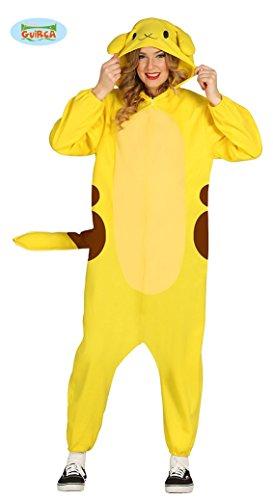 pigiama costume Pokemon Pikachu