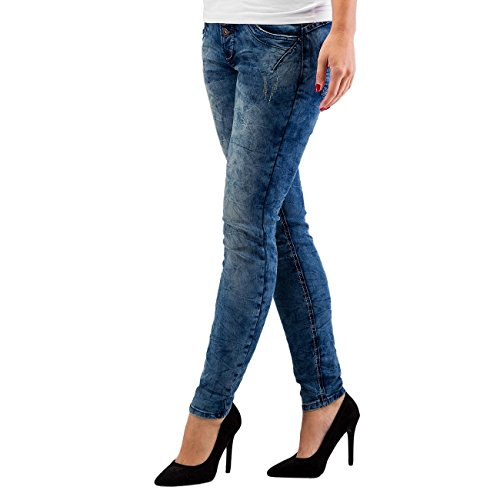 Authentic Style Donna Jeans / Jeans slim fit Body Feel