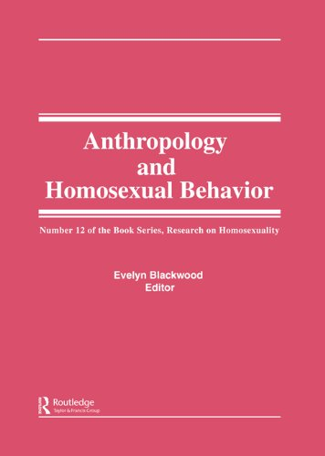 The Many Faces of Homosexuality: Anthropological Approaches to Homosexual Behavior (Research on Homosexuality)