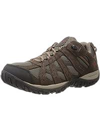 Columbia Redmond Waterproof, Chaussures de Randonnée Basses Homme