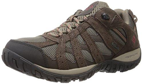 columbia-redmond-waterproof-chaussures-de-randonnee-basses-homme-marron-mud-garnet-red-255-48-eu