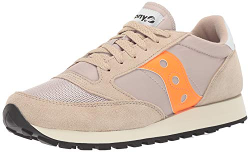 Saucony Jazz Original Vintage Schuhe tan/orange -