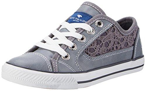 Tom Tailor 2771303, chaussons d'intérieur fille Blau (Blue)