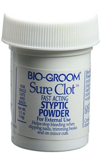 Bio-Groom DBB53005 Flink blutstillende Pulver