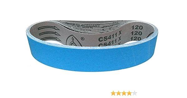 Pack of 25 P120 Delta Sanding Sheets Triangle 90 Long Lasting Pads 93mm Pads Metal Steel Wood Paint Zirconium 609