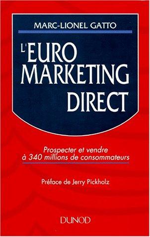 L'EURO MARKETING DIRECT par Marc-Lionel Gatto