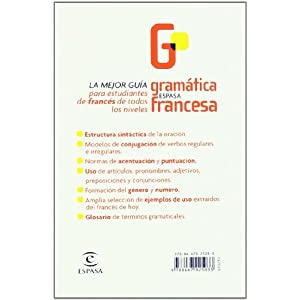 Gramática francesa (Espasa Idiomas)