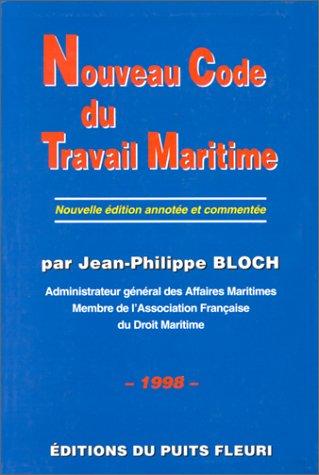 Nouveau code du travail maritime, 1ère édition