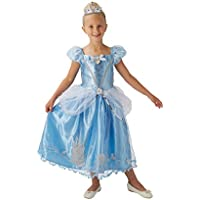Rubie's Official Disney Princess Cinderella Childs Deluxe Costume